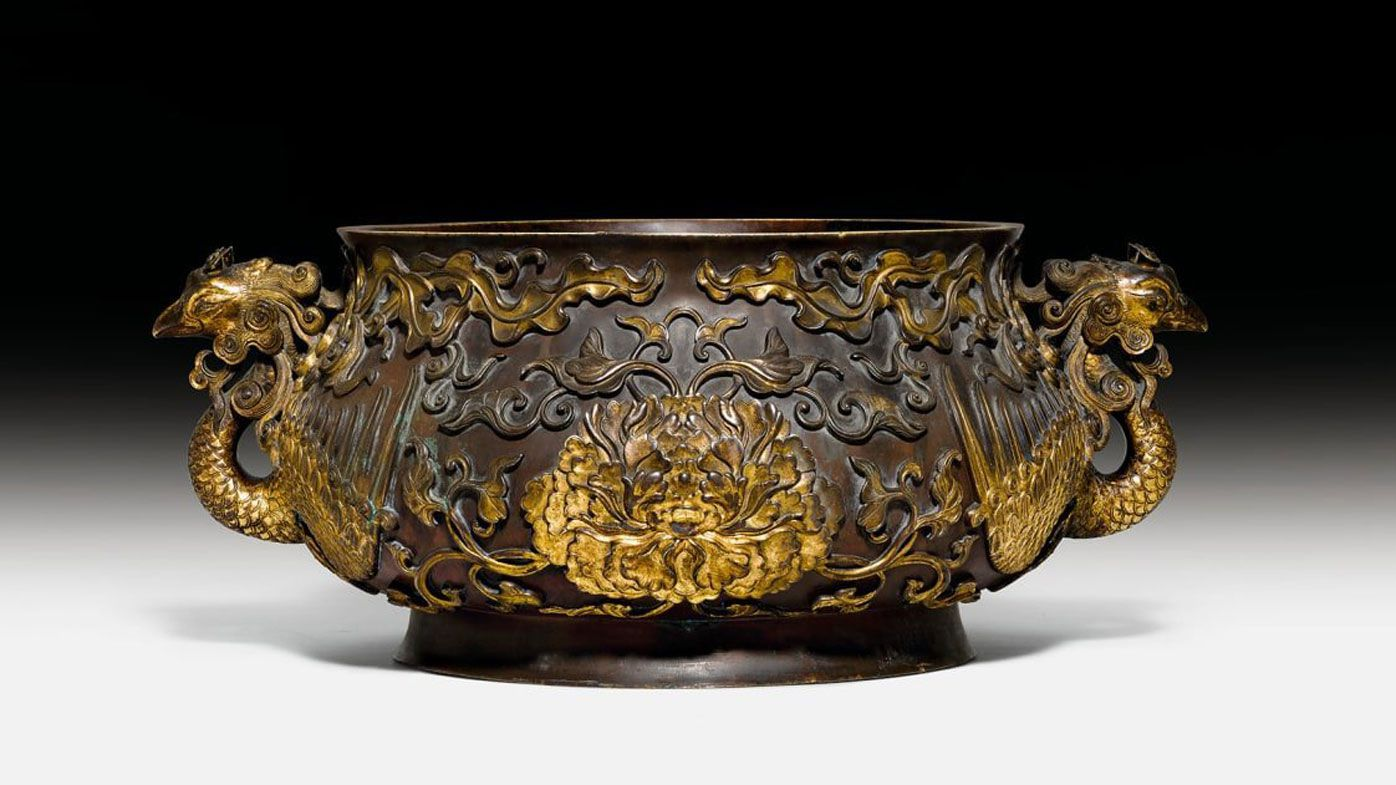 Chinese bowl turned down by museums sells for millions