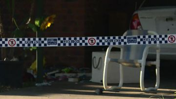 The home has been declared a crime scene.