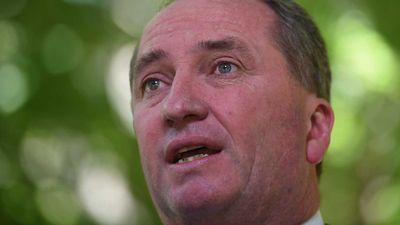 Barnaby Joyce will continue as Minister for Agriculture and Water Resources.