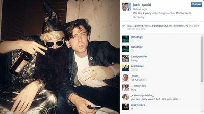 Jack Quaid, 22