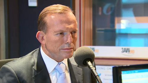 Prime Minister Tony Abbott has been grilled on talkback radio by someone claiming to be a Liberal voter. (9NEWS)