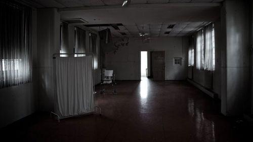 Abandoned Kenmore insane asylum 'undoubtedly haunted'