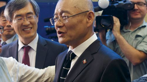 Pastor says he owes release by North Korea to his Canadian citizenship