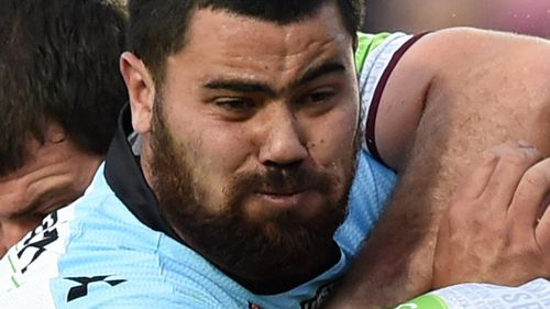 NSW Blues twin brother David Fifita granted personal leave by Cronulla Sharks