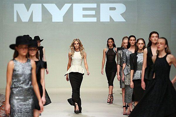 Jennifer Hawkins for Myer