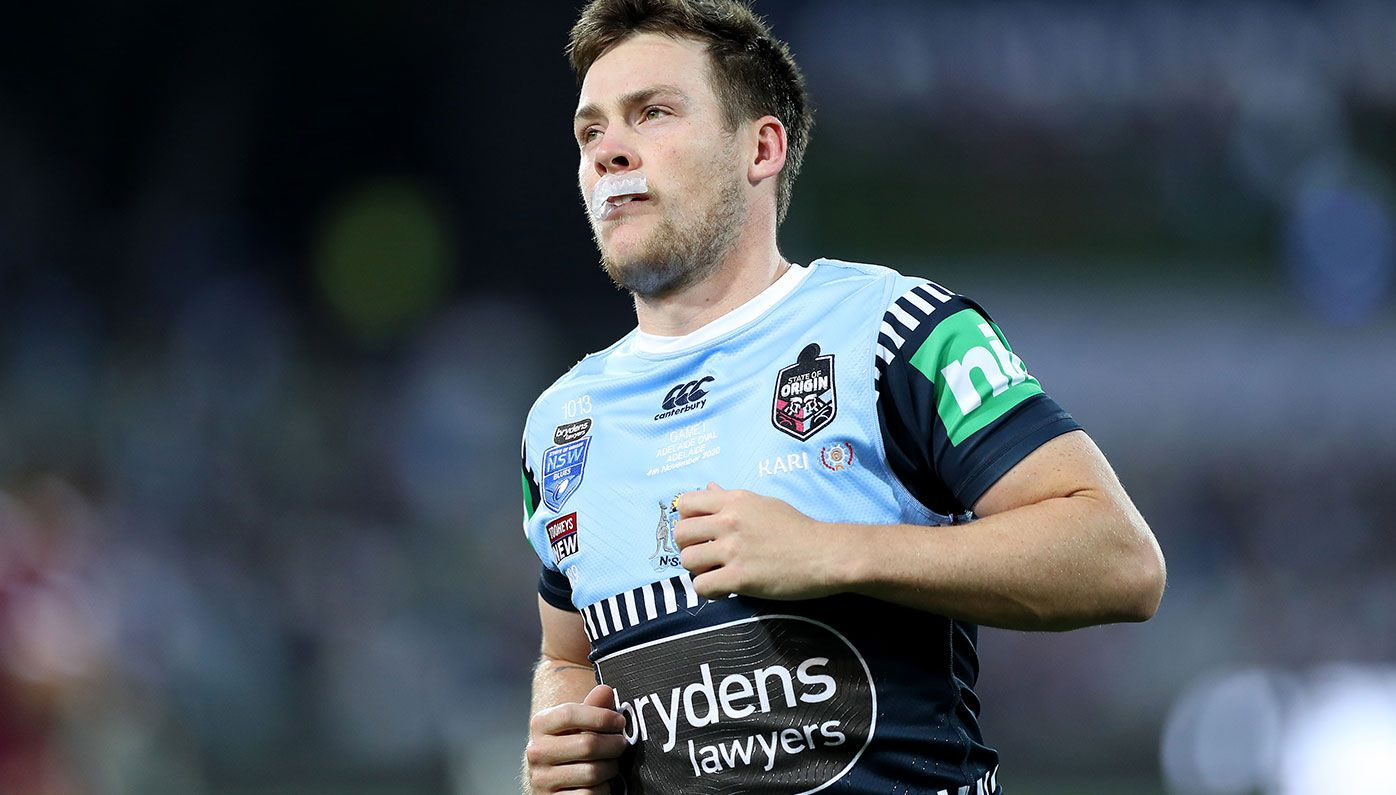 Andrew Johns takes axe to NSW Blues after State of Origin flop in Game One