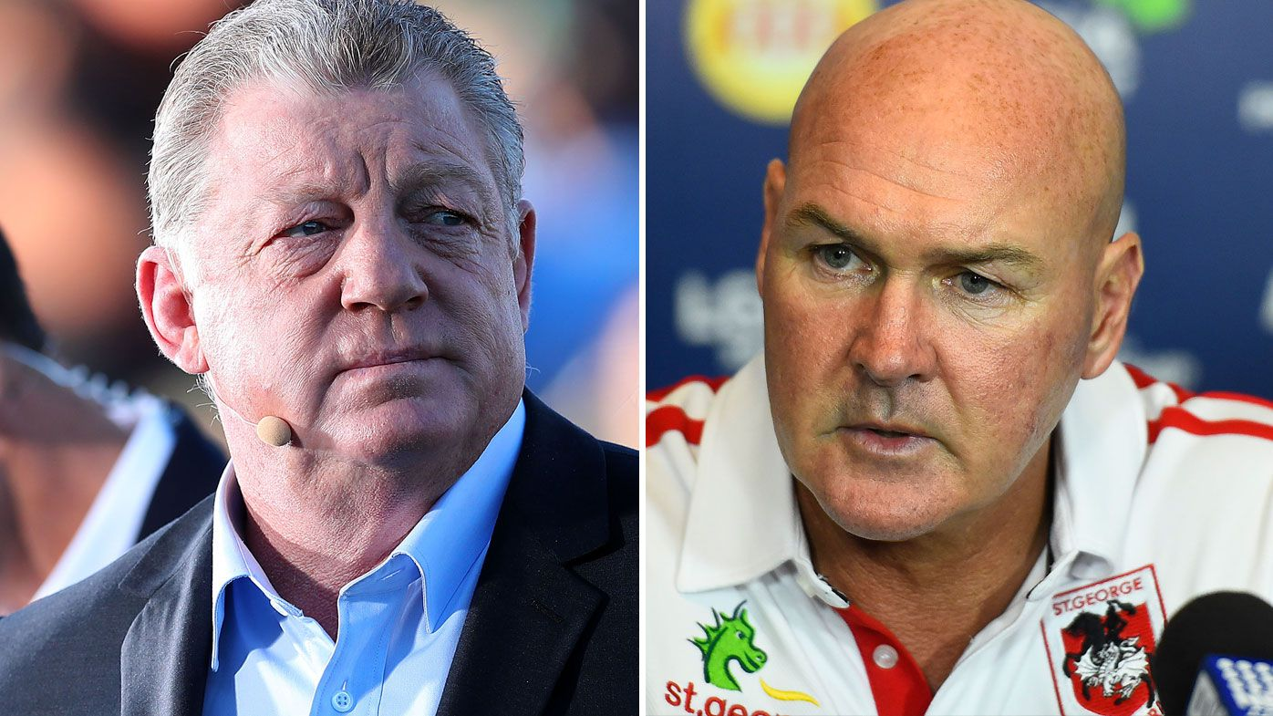 Phil Gould and Paul McGregor