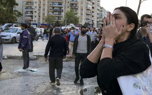 Death toll climbs and hundreds injured after powerful earthquake between Turkey and Greece