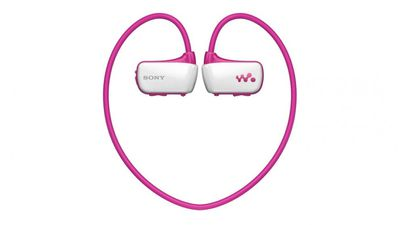 <strong>Sony W Series Walkman In-Ear Headphones - Pink</strong>