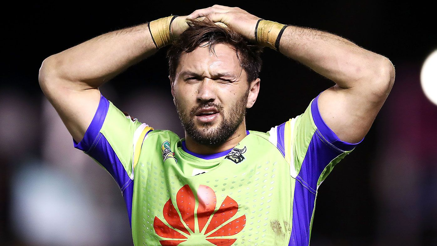 EXCLUSIVE: Ricky Stuart confirms Jordan Rapana return to Canberra Raiders on one-year deal