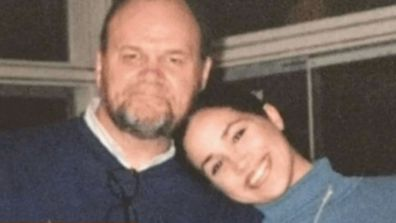 Thomas Markle and Meghan Markle file photo