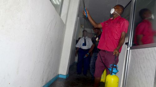 World Health Organisation slams African nations for 'woefully inadequate' response to Ebola