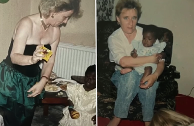Woman reveals she raised her neighbour's son after parents 'never came back' from the shops one day