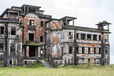 <strong>Bokor Palace Hotel, Cambodia</strong>