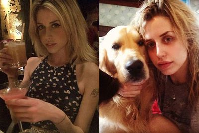 """Peaches was found dead at her home on April 7, with police saying: """"At this stage, the death is being treated as unexplained and sudden"""".  <br/><br/>(Image: The last Instagram photos of Peaches in 2014. Source: Instagram)"""