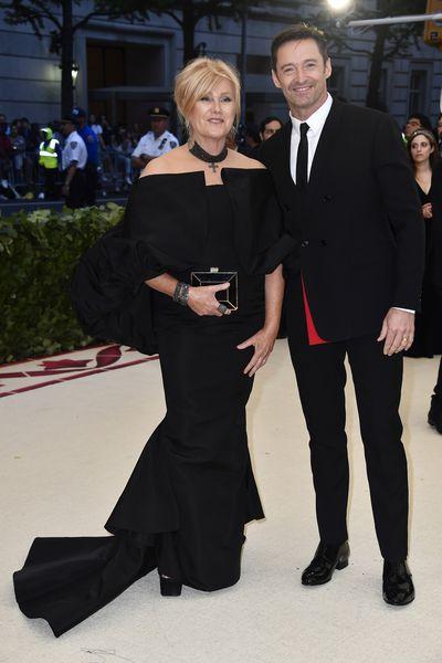 Actor Hugh Jackman and Deborah-Lee Furness