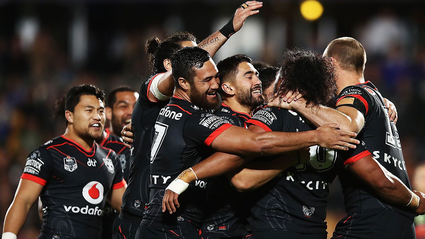 Dominant New Zealand Warriors end long-standing finals drought with Panthers trouncing