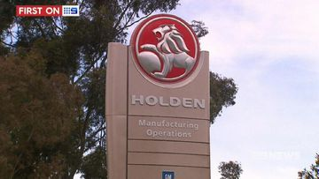 VIDEO: Holden faces large clean before leaving Aussie shores for good