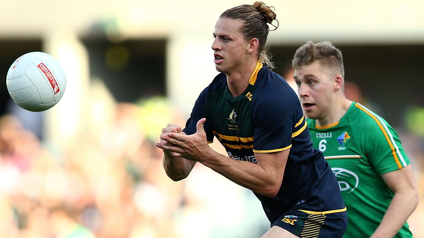 International Rules returns in 2020, All Australians to play two games in Ireland