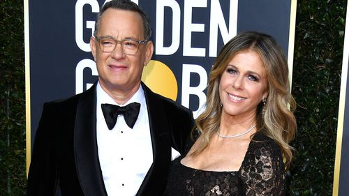 Tom Hanks says taking virus isolation 'one-day-at-a