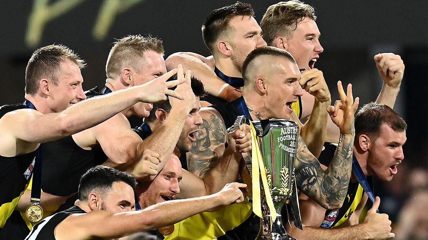 Dustin Martin, AFL Grand Final 2020