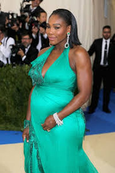 Tennis ace Serena Williams
