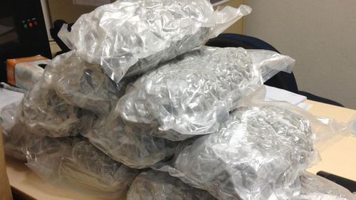 Police allegedly find $60k of cannabis during traffic stop