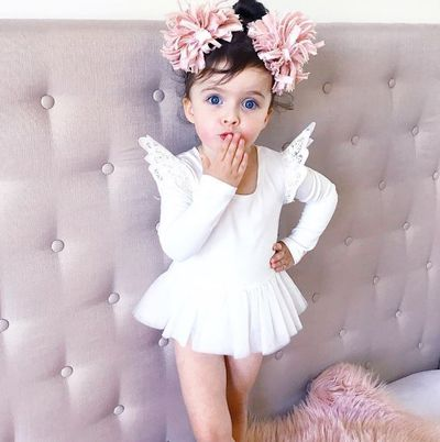 "How adorable is this little Aussie tot, Millie? She's already walked the catwalk at New York Fashion Week and struts her style stuff on Insta account, <a href=""https://www.instagram.com/milliebellediamond/"" target=""_blank"" draggable=""false"">@milliebellediamond</a>"