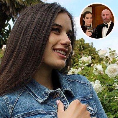 John Travolta and Ella
