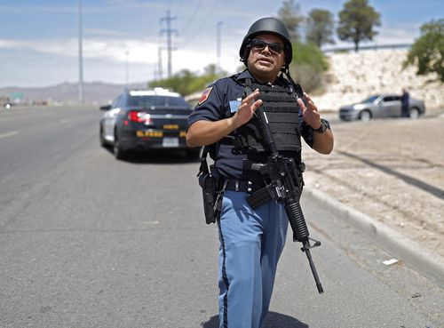 El Paso police respond to 'multiple reports' of shooter near mall