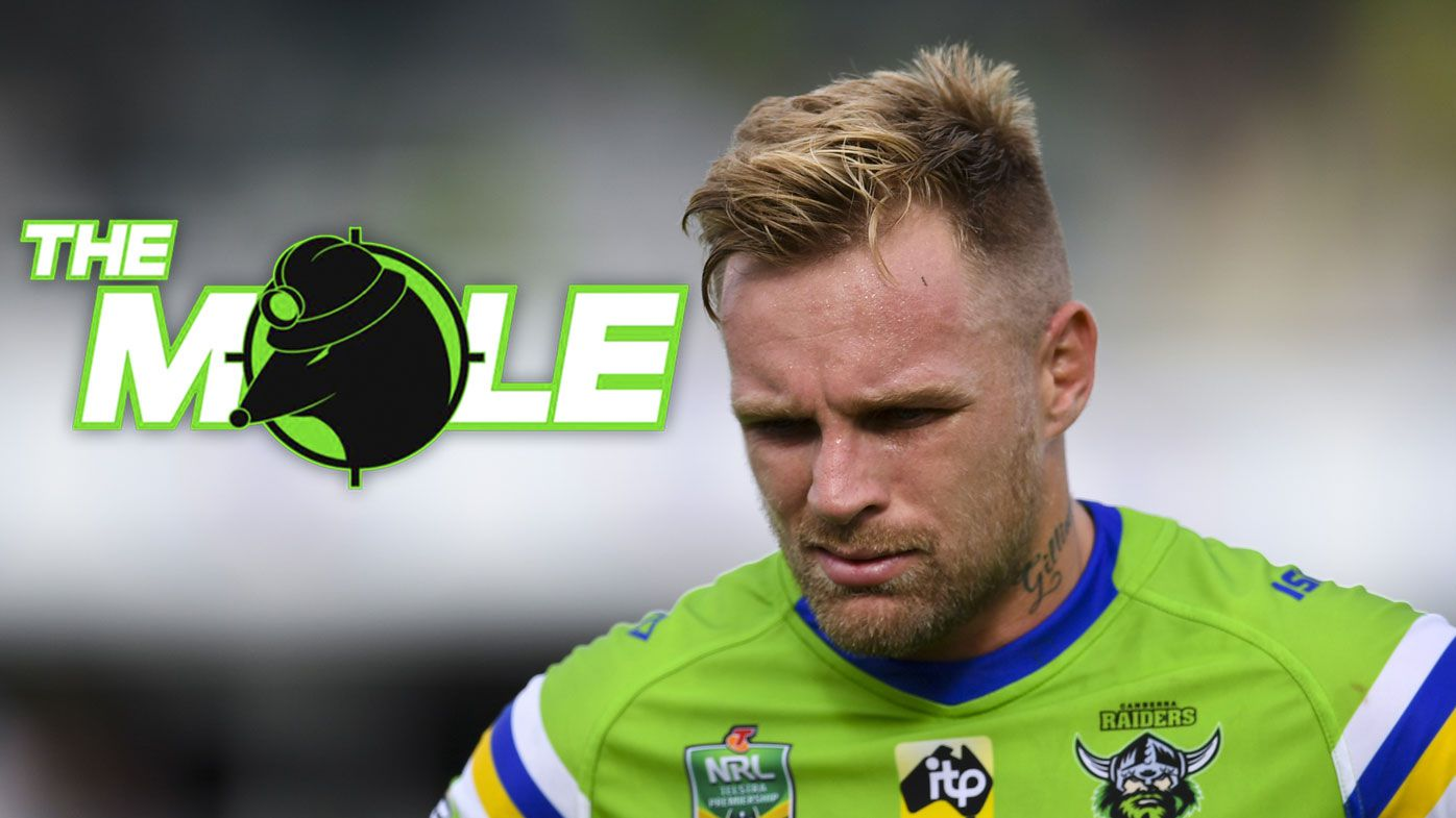 The Mole: Blake Austin close to joining English club Warrington