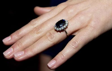 Why Kate Middleton's engagement ring was so controversial
