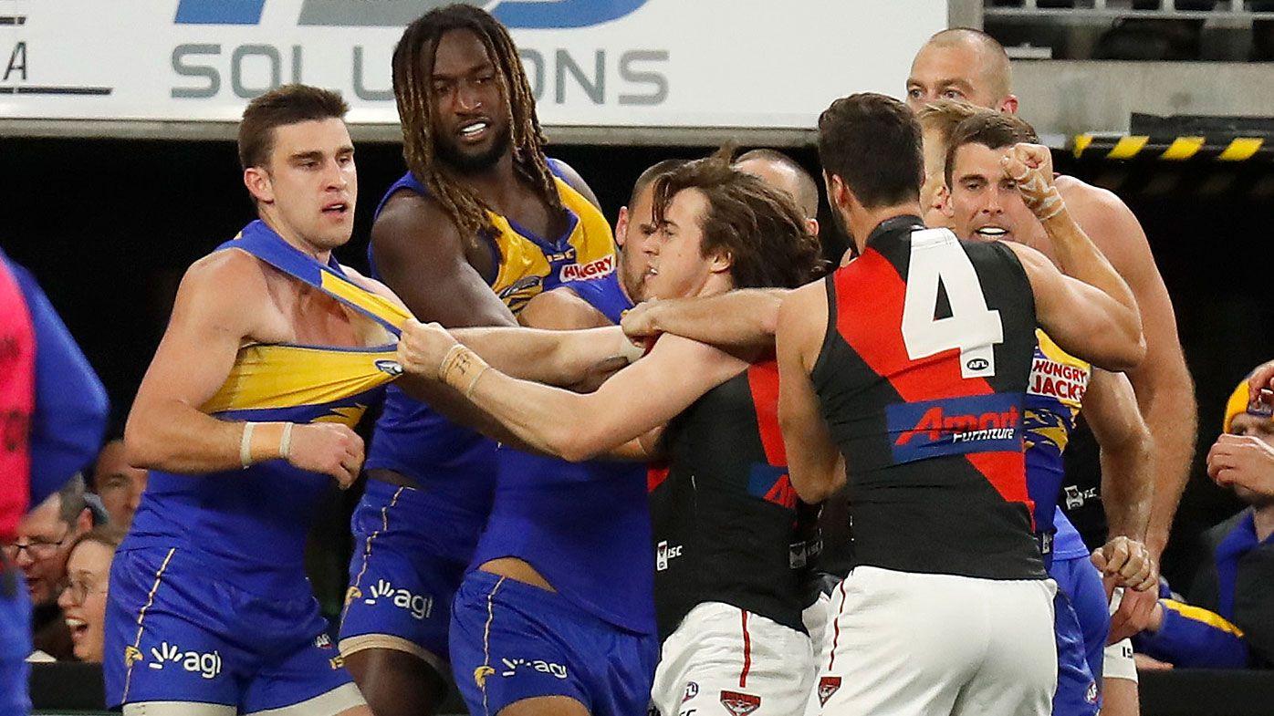 West Coast ruckman Nic Naitanui escapes AFL suspension