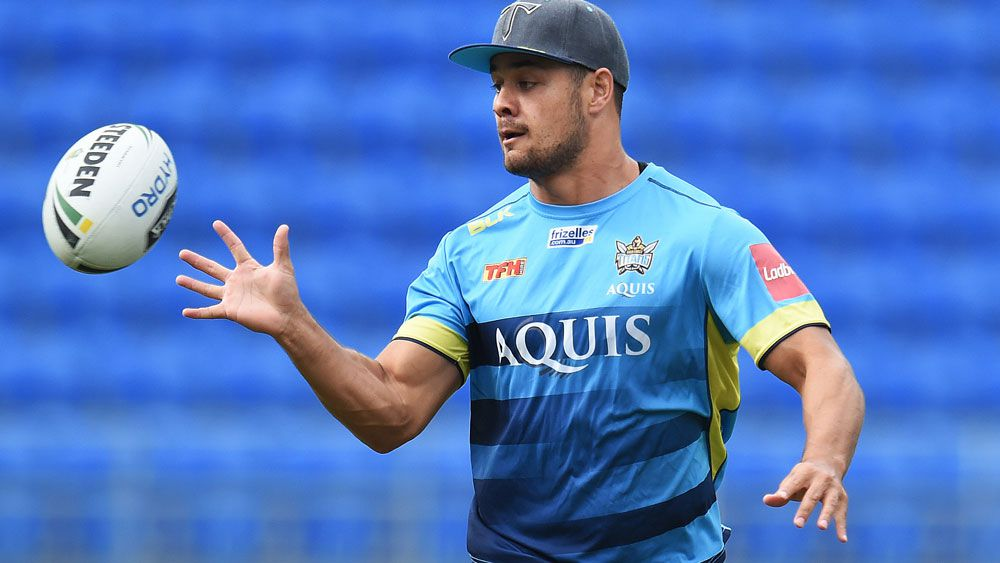 Titans fire back at Hayne's NRL critics