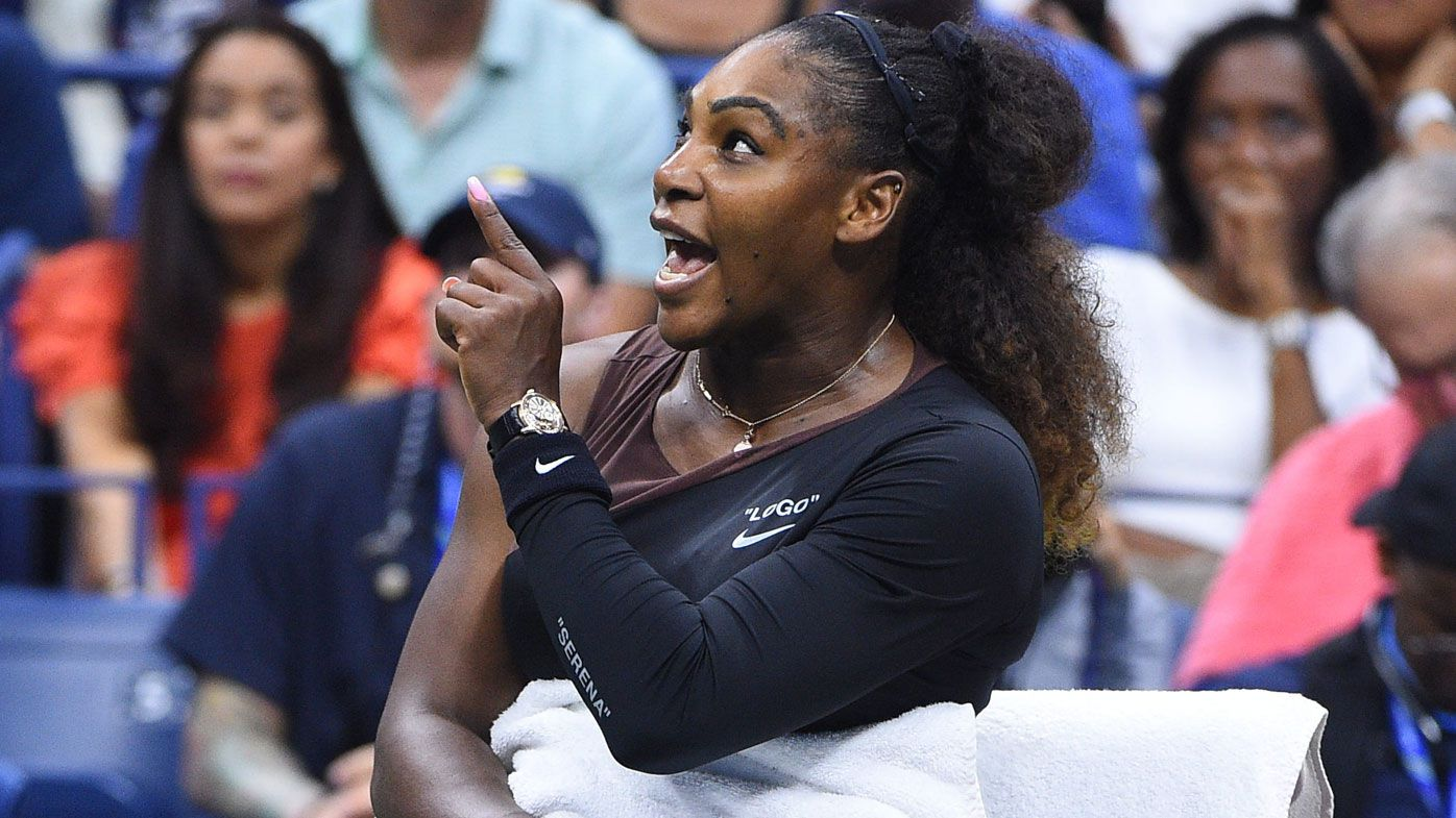 Serena Williams may have had a point about sexism despite displaying 'terrible behaviour', says Peter FitzSimons