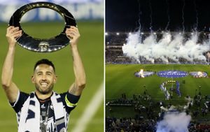 Melbourne Victory win record fourth A-League grand final