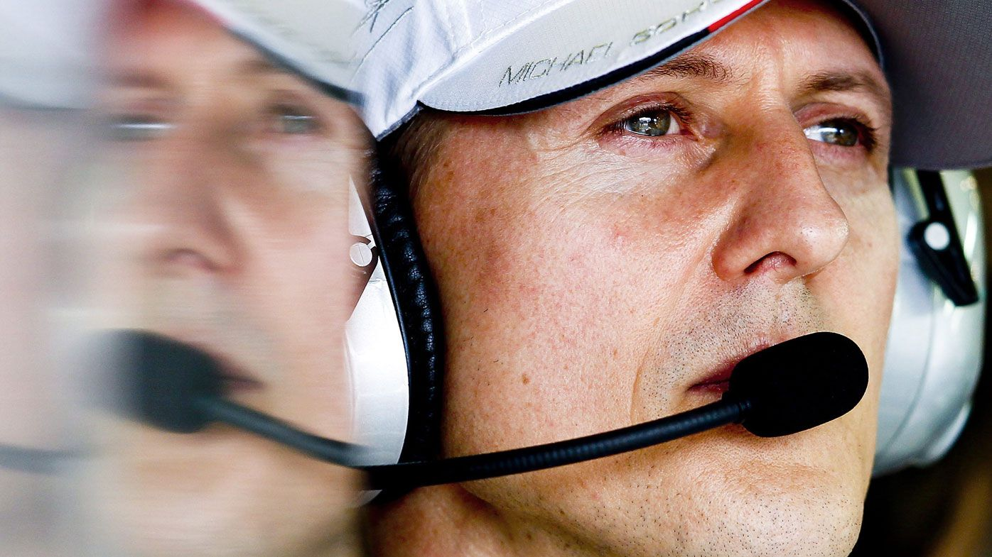 Michael Schumacher 'not bedridden or surviving on tubes': report