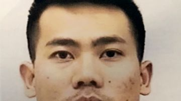 Peter Van Bawi Lian is accused of killing his wife before flying to Thailand from the US.