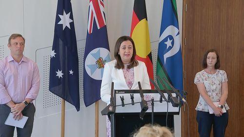 Queensland border closure