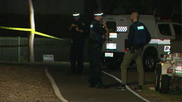 Adelaide body dumped cycleway Mitchell Park police investigation