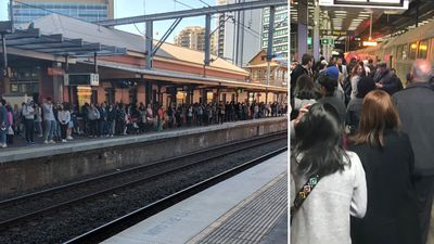Sydney trains repairs causes major delay chaos