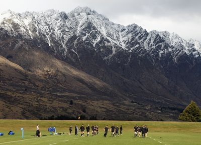 <strong>Queenstown Event Centre, New Zealand</strong>