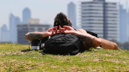 Australia heatwave weather