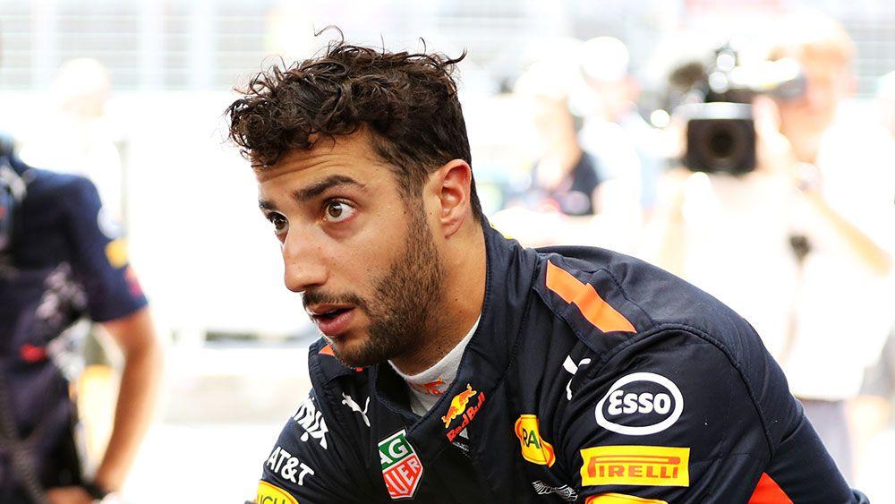 Red Bull boss Christian Horner calls for calm between warring Daniel Ricciardo and Max Verstappen