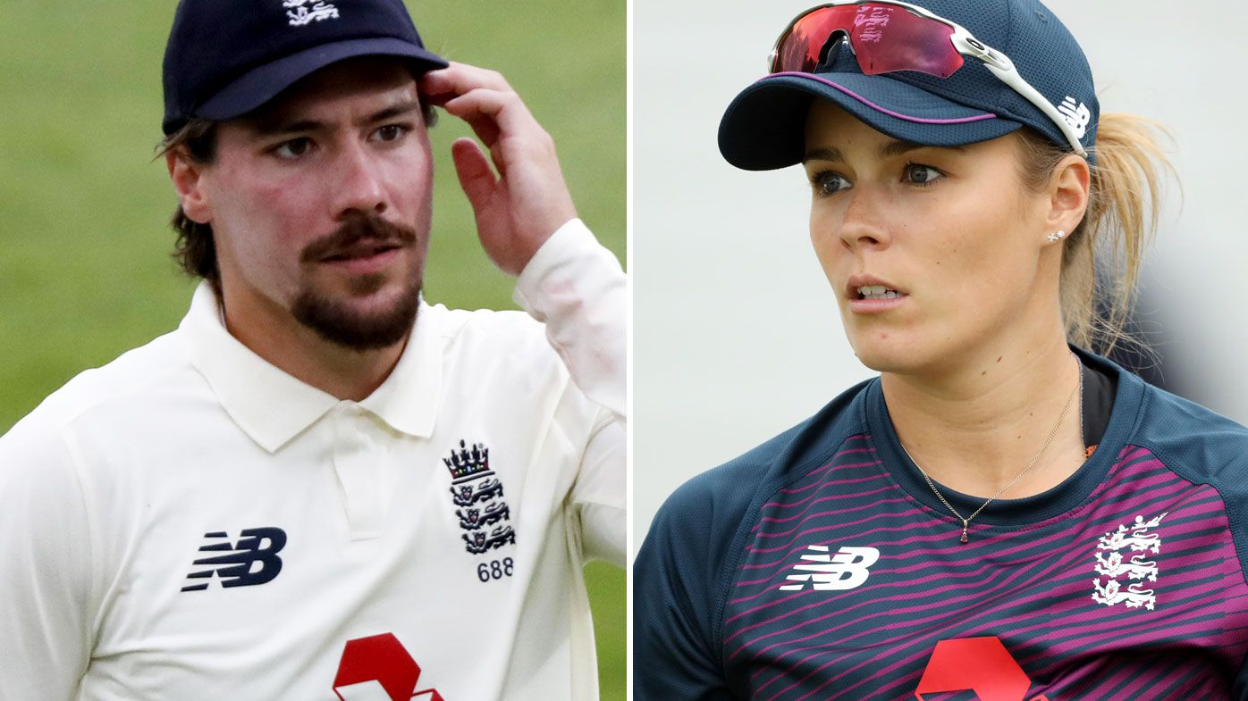 England's men and women star cricketers embroiled in awkward Twitter spat