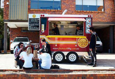 Firetruck BBQ, Sydney