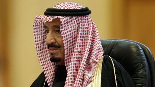 King Abdullah's successor, the Saudi Crown Prince Salman bin Abdulaziz Al Saud. (AAP)