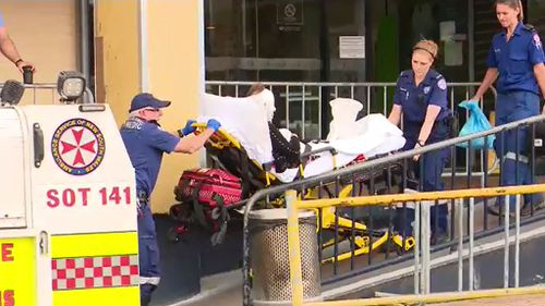 Police are investigating the assault of a 78-year-old woman in her Toongabbie home.(9NEWS)