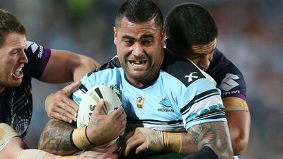 <p><strong>10. Andrew Fifita</strong></p> <p><strong>Origins: 7</strong></p>