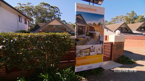 More than one million Australian households are already in mortgage stress.